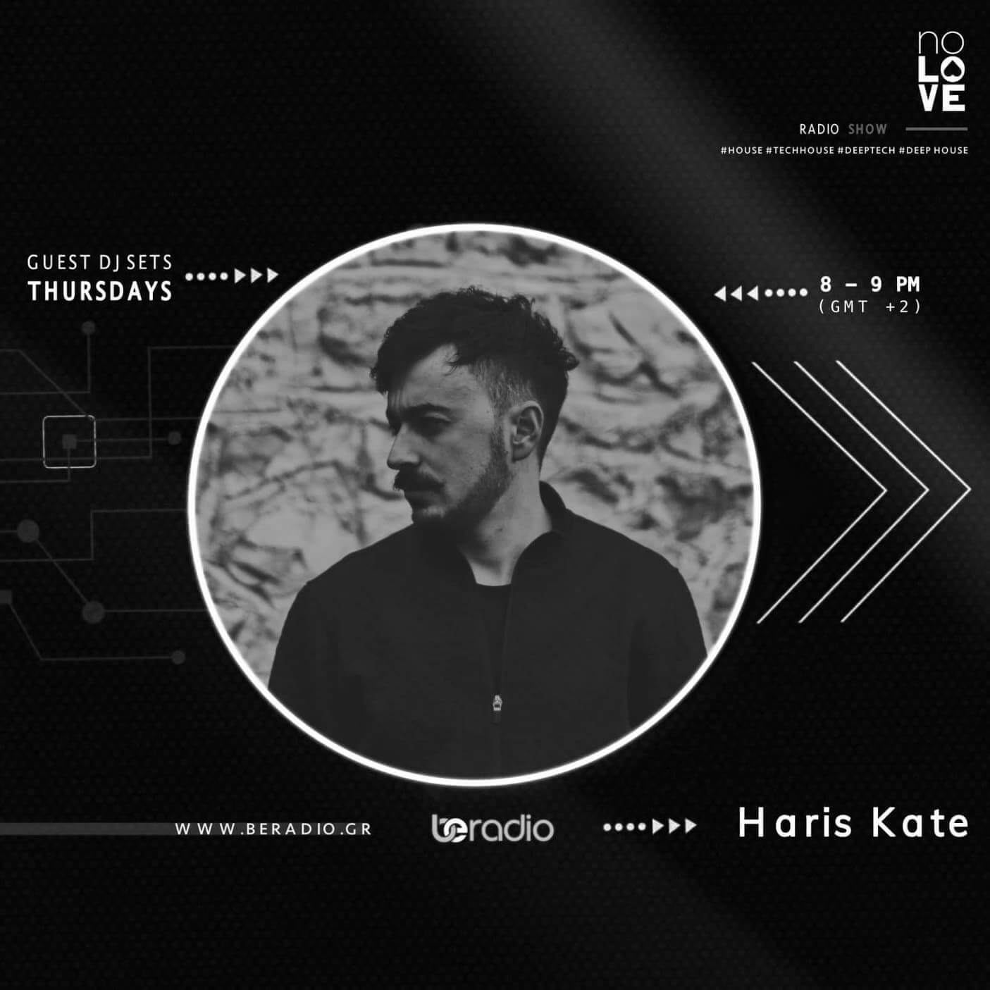No Love Podcast #NLP022 - Haris Kate